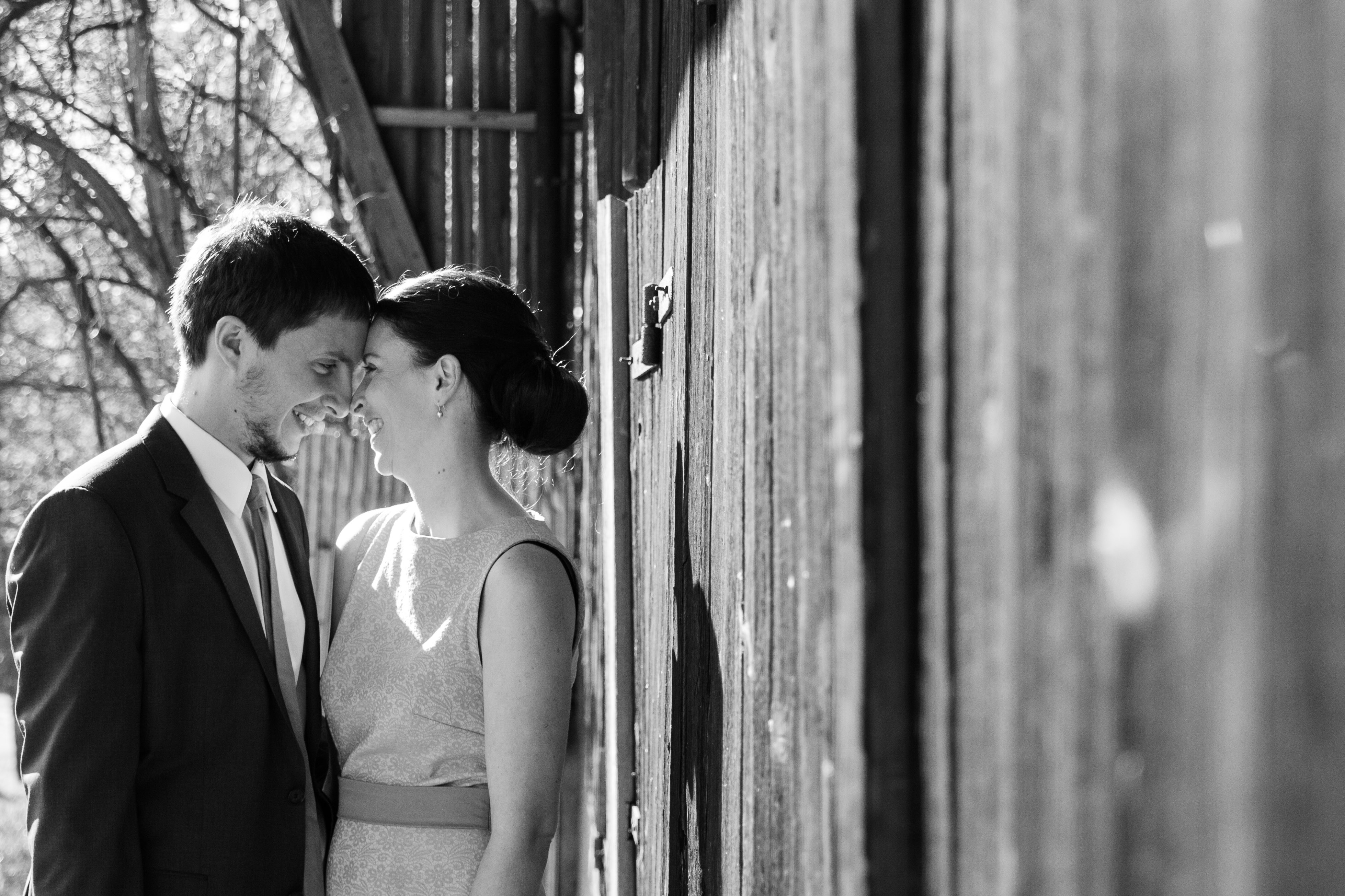 Hochzeit von Katrin und Irwin in Löffingen