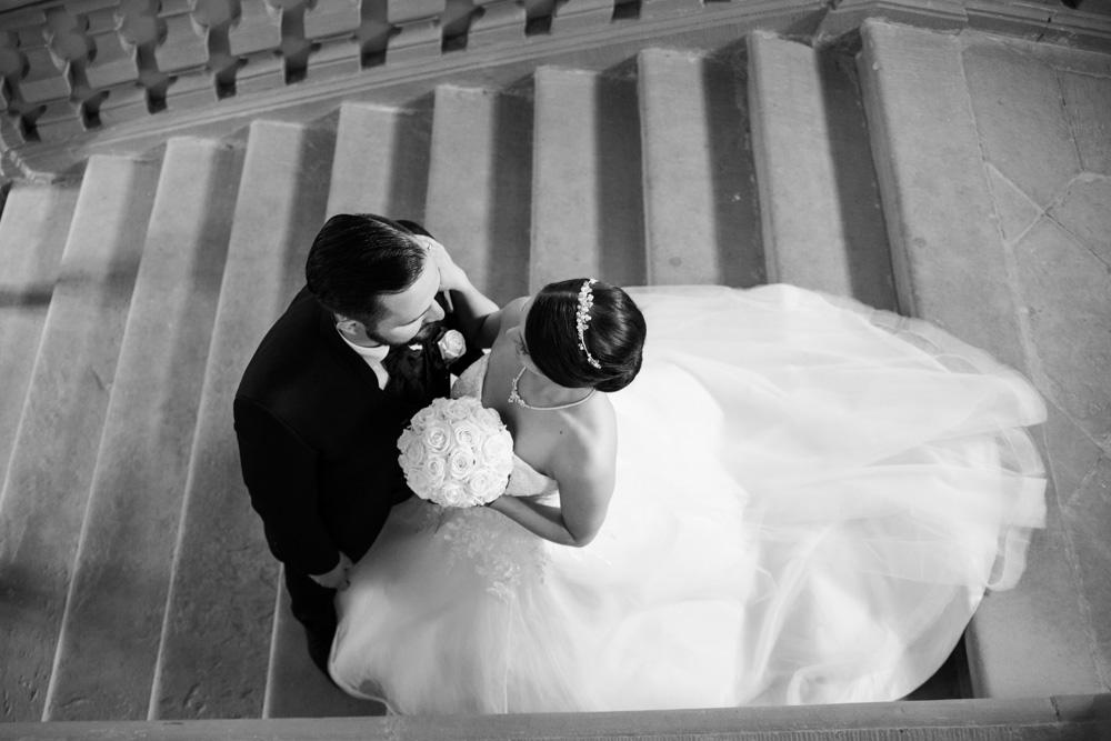 Hochzeit von Karin und Andi in Ebrach und Schloß Reichmannsdorf