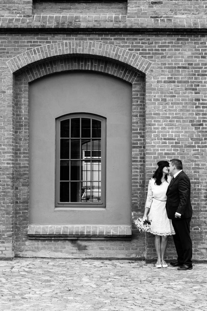 Hochzeit / standesamtliche Trauung von Ines und Markus in Hamburg