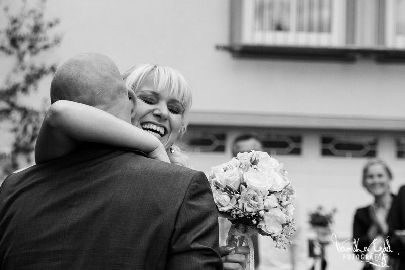 Hochzeit / standesamtliche Trauung von Bianca und Oliver in Mainbernheim